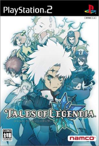バンダイナムコゲームス「Tales of Legendia」