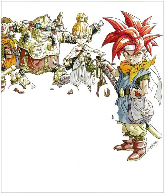 ゲーム「DS版クロノ・トリガー オリジナル・サウンドトラック」同梱SPECIAL DVD