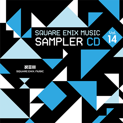 SQUARE ENIX MUSIC SAMPLER